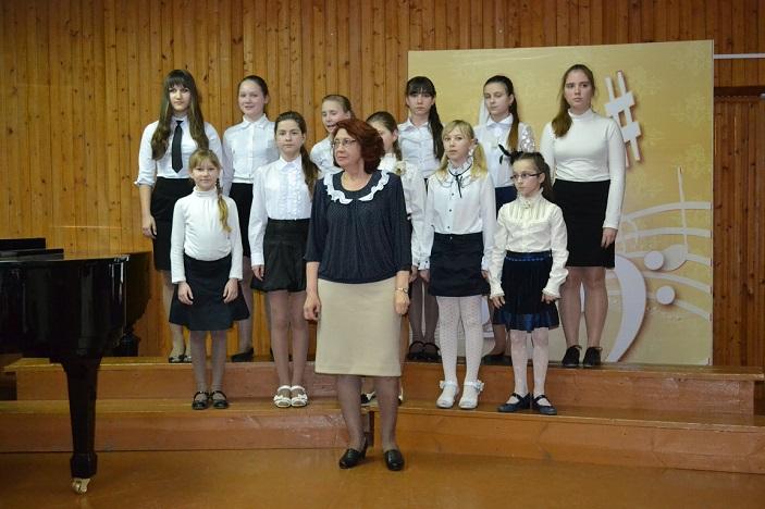 Разновозрастный хор «Радуга»,рук. Яковлева Виктория Георгиевна.